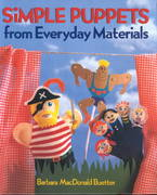 Simple Puppets from Everyday Materials 0 9781895569056 1895569052
