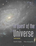 In Quest of the Universe 4th edition 9780763708108 0763708100