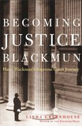 Becoming Justice Blackmun 1st edition 9780805077919 080507791X