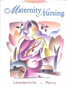 Maternity Nursing 6th edition 9780323016438 032301643X