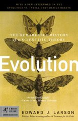 Evolution 1st Edition 9780812968491 0812968492