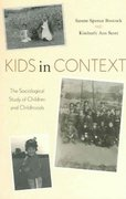 Kids in Context 1st Edition 9780742520257 0742520250