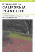 Introduction to California Plant Life 2nd edition 9780520237049 0520237048