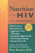 Nutrition and HIV 1st edition 9780787939649 0787939641