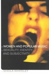 Women and Popular Music 1st Edition 9780415211901 0415211905
