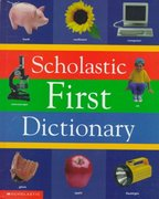 Scholastic First Dictionary 0 9780590967860 059096786X