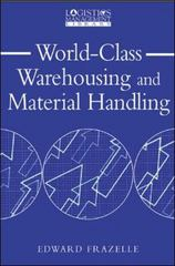 World-Class Warehousing and Material Handling 1st Edition 9780071785594 0071785590