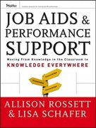 Job Aids and Performance Support 2nd Edition 9780787976217 0787976210