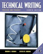Technical Writing 4th Edition 9780130981745 0130981745