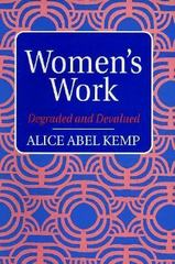 Women's Work 1st edition 9780132036627 0132036622