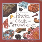 Rocks, Fossils and Arrowheads 0 9781559717861 1559717866