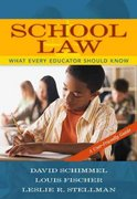 School Law 1st Edition 9780205484058 0205484050