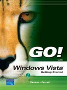 GO! with Microsoft Vista, Getting Started 1st edition 9780136140979 0136140971