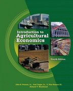 Introduction to Agricultural Economics 4th edition 9780131173125 013117312X