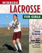 Winning Lacrosse for Girls 0 9780816051847 0816051844