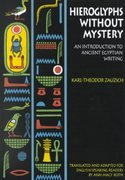 Hieroglyphs Without Mystery 1st edition 9780292798045 0292798040