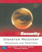 Disaster Recovery 1st edition 9780131711273 013171127X