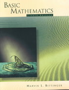 Basic Mathematics 8th edition 9780201959581 0201959585