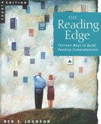 The Reading Edge 4th edition 9780618042685 0618042687