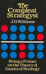 The Compleat Strategyst 0 9780486251011 0486251012