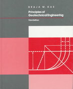 Principles of Geotechnical Engineering 3rd edition 9780534933753 0534933750