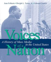 Voices of a Nation 5th Edition 9780205486977 0205486975