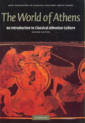 The World of Athens 2nd Edition 9780521698535 0521698537