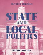 State and Local Politics 9th edition 9780765604217 0765604213