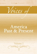 Voices of America Past and Present, Volume I 1st edition 9780321411617 0321411617