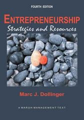 Entrepreneurship 4th Edition 9780971313064 0971313067