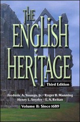 The English Heritage 3rd Edition 9780882959818 0882959816