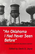 An Oklahoma I Had Never Seen Before 1st Edition 9780806129457 080612945X