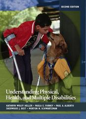 Understanding Physical, Health, and Multiple Disabilities 2nd edition 9780132402736 0132402734