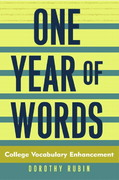 One Year of Words 1st Edition 9780321122513 0321122518