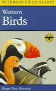 A Field Guide to Western Birds 3rd Edition 9780395911730 0395911737