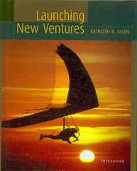 Launching New Ventures 5th edition 9780547014562 0547014562