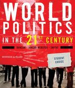 World Politics in the 21st Century 1st edition 9780547056340 0547056346