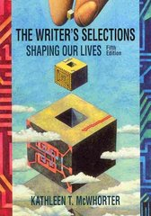 The Writer's Selections 5th edition 9780618973866 0618973869