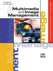 Multimedia and Image Management, Copyright Update 1st edition 9780538441834 0538441836