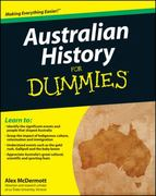 Australian History for Dummies 1st Edition 9781742169996 1742169996
