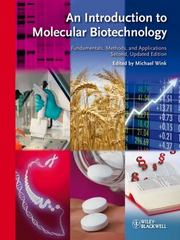 An Introduction to Molecular Biotechnology 2nd edition 9783527326372 3527326375