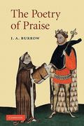 The Poetry of Praise 1st edition 9780521886932 0521886937