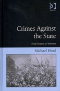 Crimes Against The State 0 9780754696117 0754696111