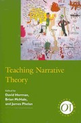 Teaching Narrative Theory 0 9781603290814 1603290818