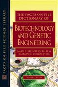 The Facts on File Dictionary of Biotechnology and Genetic Engineering 3rd edition 9780816063512 0816063516