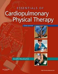 Essentials of Cardiopulmonary Physical Therapy 3rd Edition 9781437703818 143770381X