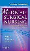Clinical Companion to Medical-Surgical Nursing 8th Edition 9780323082778 0323082777