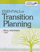Essentials of Transition Planning 1st Edition 9781598570984 1598570986