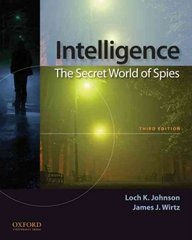 Intelligence: The Secret World of Spies 3rd Edition 9780199733675 0199733678