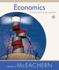 Economics: A Contemporary Introduction 9th edition 9780538453745 0538453745